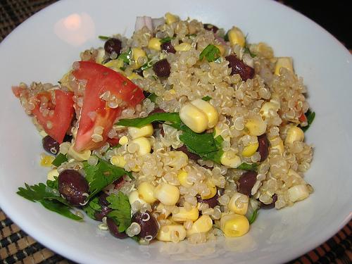 Aztec Quinoa Salad