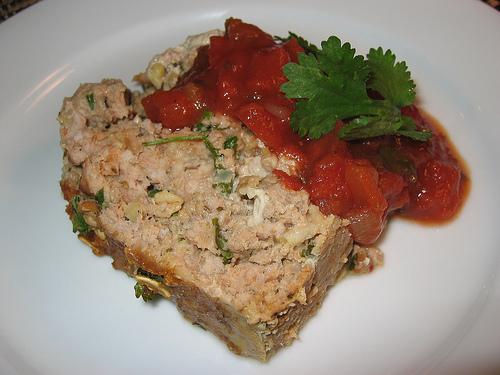 Chipotle Turkey Meat Loaf