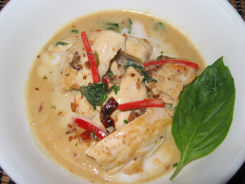 Penang Gai (Chicken Penang Curry)