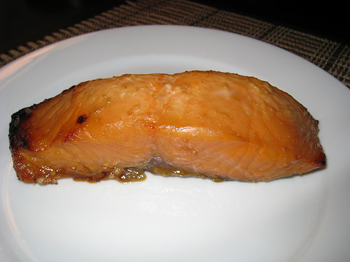 Misoyaki Salmon