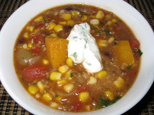 Aztec Soup
