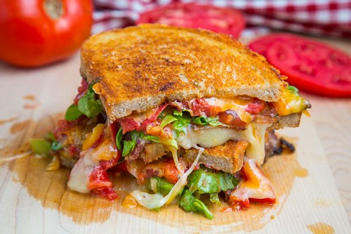 BLT Grilled Cheese (BLTGC)