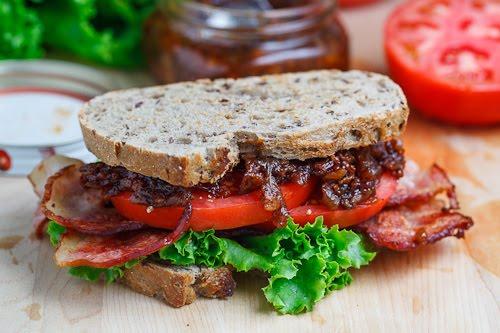 Bacon Jam BLT