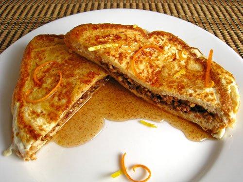 Baklava French Toast
