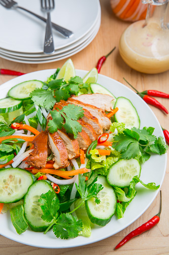 Banh Mi Chicken Salad
