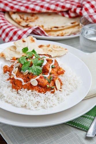 Butter Chicken (Murgh Makhani)