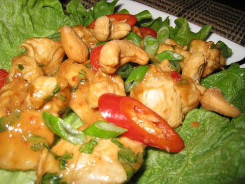 Cashew Butter Chicken