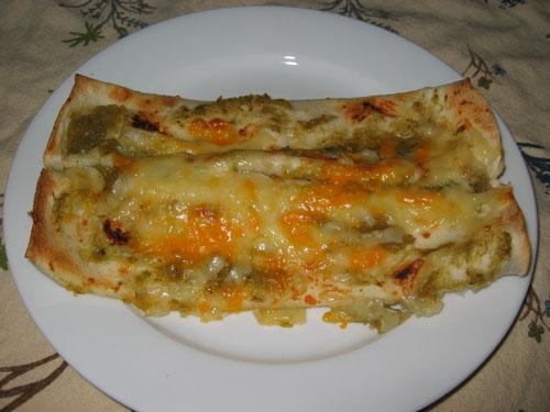 Chicken Enchiladas in Salsa Verde