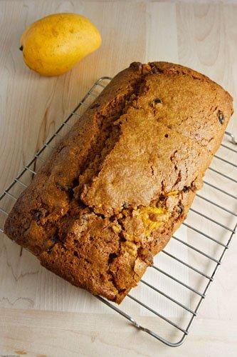 Curried Mango Bread