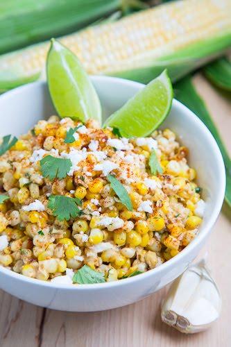 Esquites (Mexican Corn Salad)