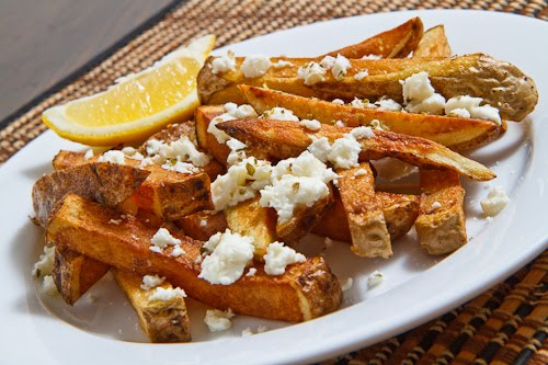 Feta Fries
