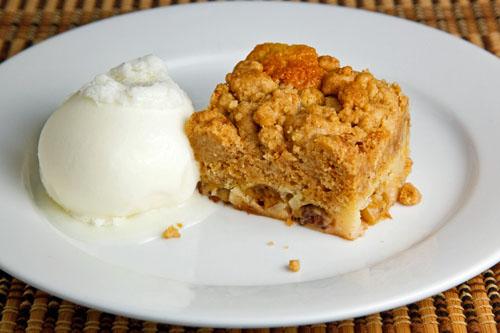 Gooseberry Crumb Cake
