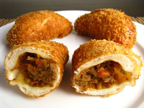 Kare Pan (Curry Bread)