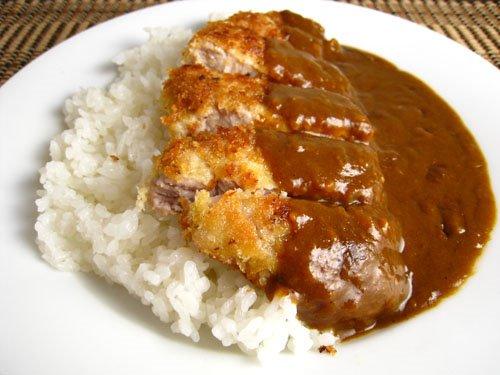 Katsu Karē (Pork Cutlet with Curry Sauce)