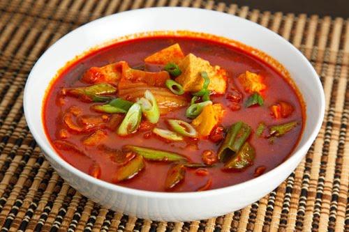 Kimchi Jjigae (Pork and Kimchi Stew)
