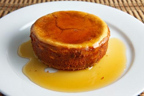 Maple Cheesecake