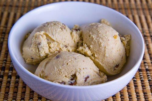Maple Pecan Ice Cream