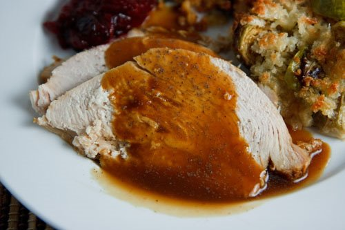 Maple and Chipotle Roasted Turkey Breast