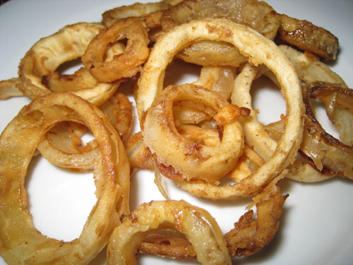 Onion Rings (French Fried Onions)