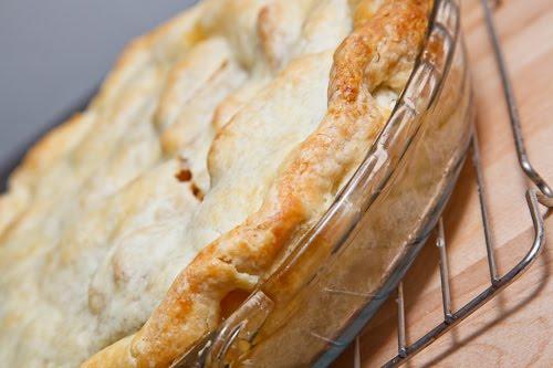 Butter Pie Crust (Pâte Brisée)