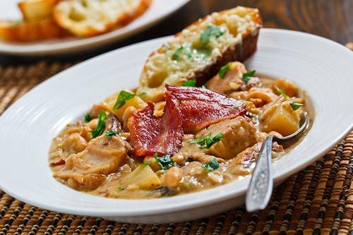 Porchetta Chowder