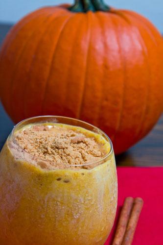 Pumpkin Pie Milkshake