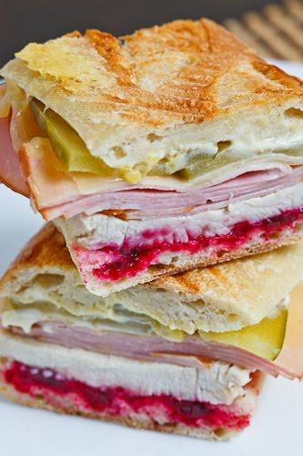 Roast Turkey Cuban Sandwich
