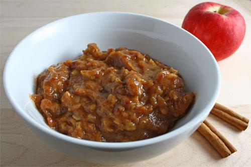 Roasted Apple Sauce