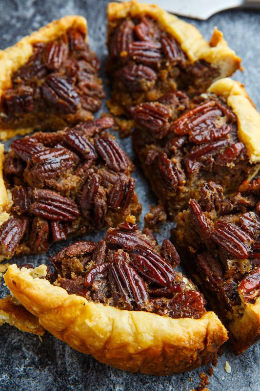 Slow Cooker Pecan Pie