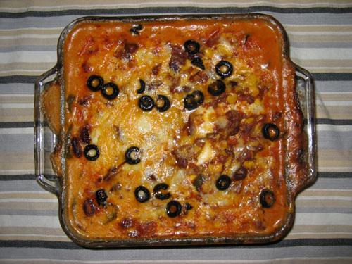 Texmex Lasagna