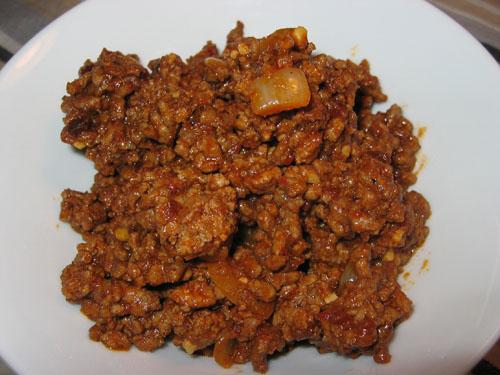 Texmex Seasoned Ground Beef