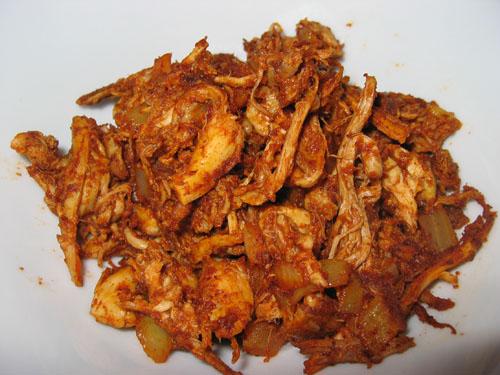 Texmex Shredded Chicken