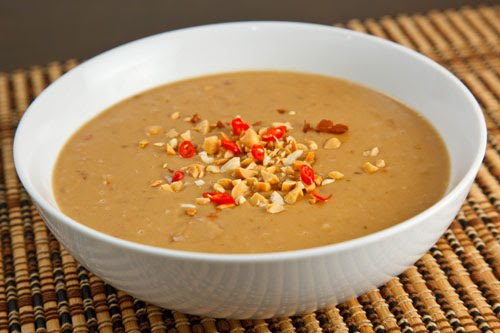 Thai Spicy Peanut Sauce