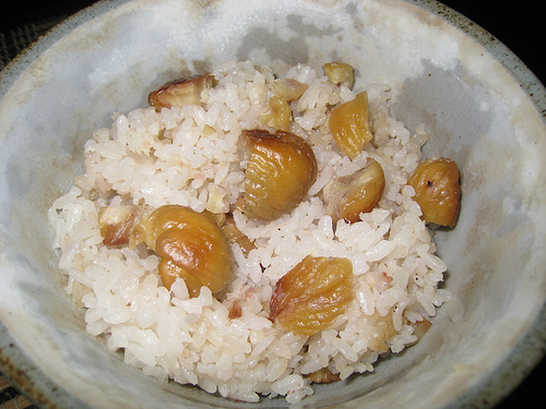 Chestnut Rice