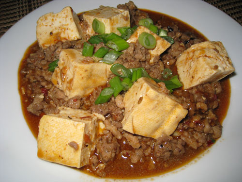 how to make tofu texture like chicken