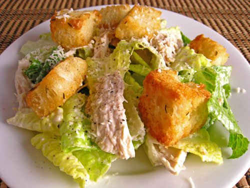 Caesar Dressing (with mayonnaise)