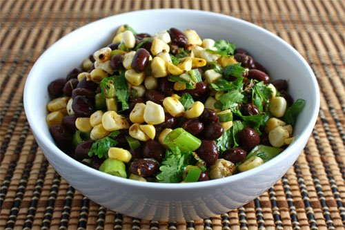 Corn and Black Bean Salsa