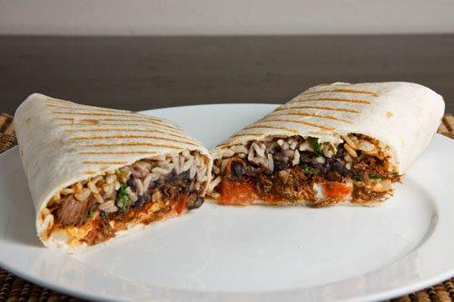 7 Chili Chili Burrito