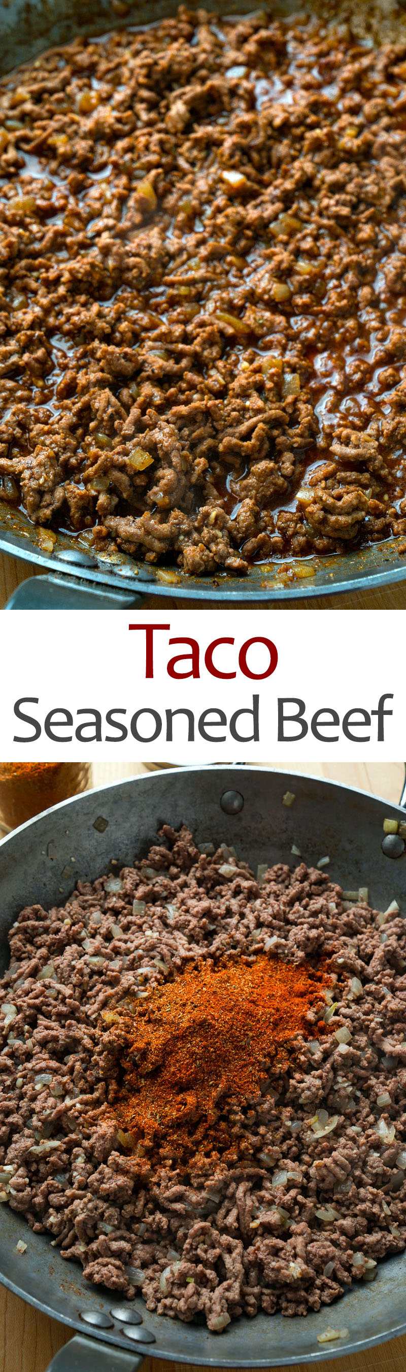 Taco Seasoned Ground Beef