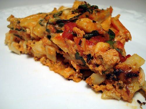 Chicken Frittata