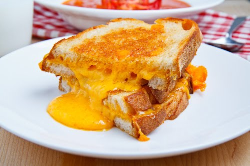 The Perfect Grilled Cheese Sandwich