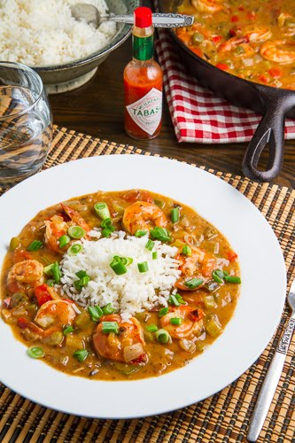 Shrimp Etouffee Closet Cooking