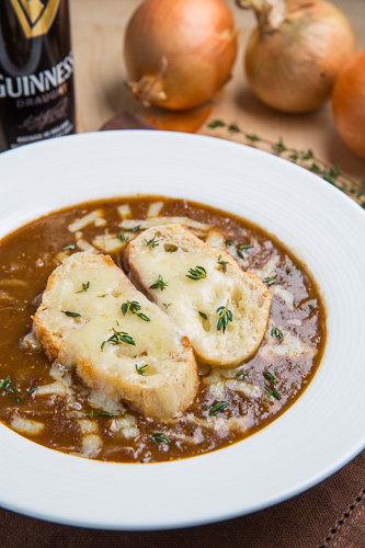 Guinness French Onion Soup