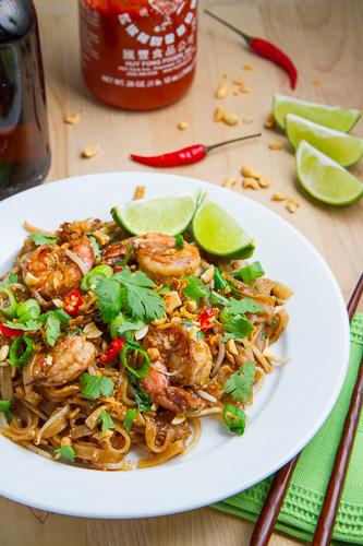Pad Thai Closet Cooking