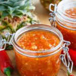Pineapple Sweet Chili Sauce