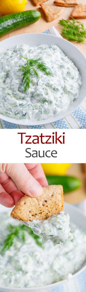 Tzatziki Sauce