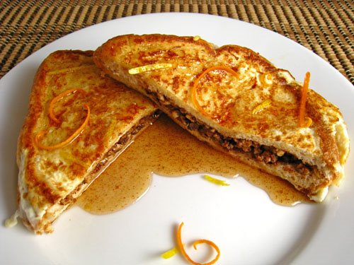Baklava French Toast