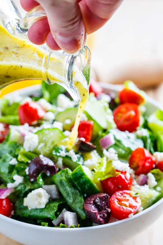 Loaded Mediterranean Salad With Cauliflower Tabbouleh forecasting