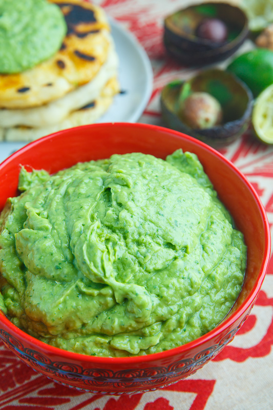 Guasacaca (Avocado Sauce)