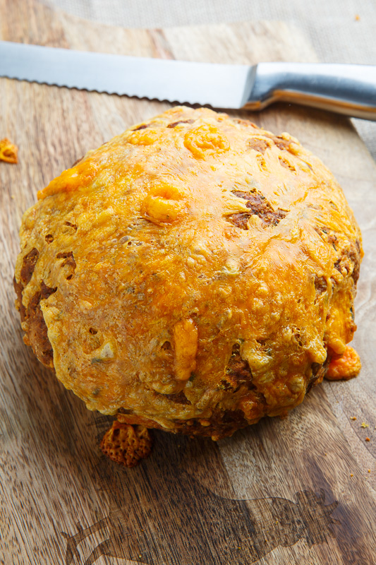 Cheddar and Rosemary Irish Soda Bread